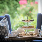 Afternoon Tea in the Osprey Lounge @ Charleville Park Hotel - Food Photography © David Cantwell Photography