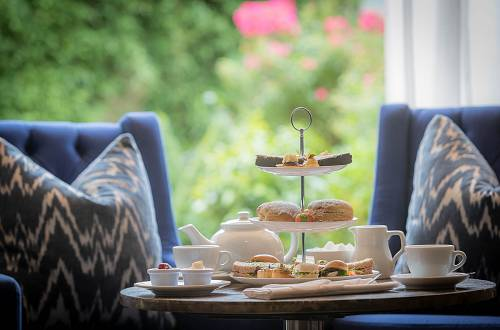 Afternoon Tea on the Osprey Lounge @ Charleville Park Hotel © David Cantwell Photography