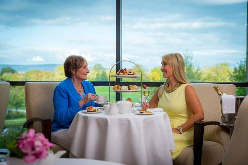 Mother's Day Afternoon Tea @ The Lyrath Hotel © David Cantwell Photography