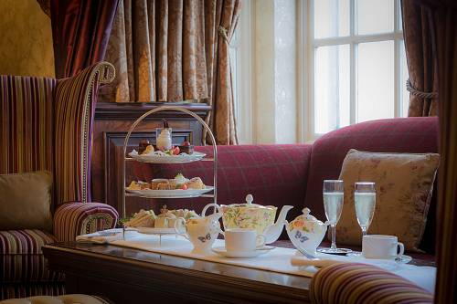Prosecco Afternoon Tea @ Slieve Russell Hotel © David Cantwell Photography