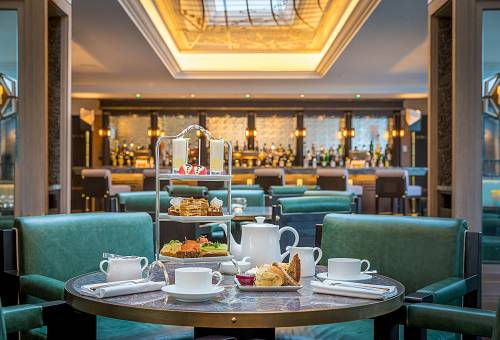 Gulliver's Travels Afternoon Tea in Lemuels Bar @ The Conrad Hot © David Cantwell Photographyel