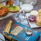 Gulliver's Travels Afternoon Tea in Lemuel's Bar @ The Conrad Hotel Dublin - Food Photography © David Cantwell Photography