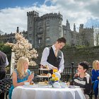 Waiter Serving Afternoon Tea @ Kilkenny Rivercourt Hotel  © Hotel Photographer - David Cantwell Photography