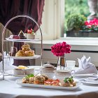 Afternoon Tea in The Lord Mayor's Lounge @ The Shelbourne Hotel Dublin - Food Photography © David Cantwell Photography