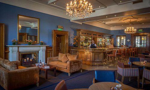 The Schooner Bar @ The Marine Hotel Sutton © David Cantwell Photography