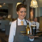 Waitress @ Maldron Hotel Dublin Airport © David Cantwell Photography