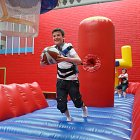 Boys Playing in Leisure Centre - Lifestyle Photography © David Cantwell Photography
