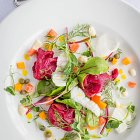 Beetroot & Salmon Appetizer - Food Photography © David Cantwell Photography