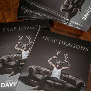 Snap Dragons Photography Book Cover