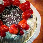 Birthday Cake Confectionery - Food Photography © David Cantwell Photography