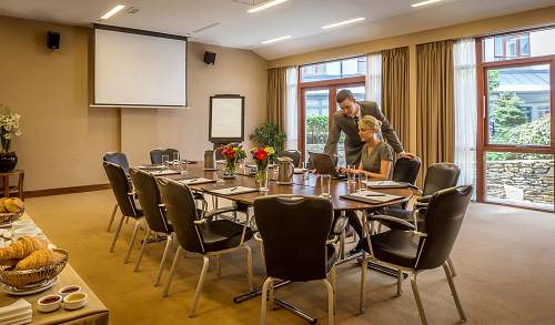 Boardroom Meeting Room @ Fels Point Hotel - Hotels Photographer © David Cantwell Photography