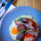 Full Irish Breakfast - Food Photography © David Cantwell Photography