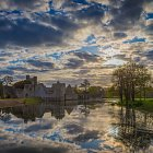 Castle and Lake Adare - Landscape Photography © David Cantwell Photography