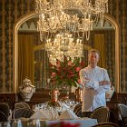 Chef @ Dromoland Castle © David Cantwell Photography
