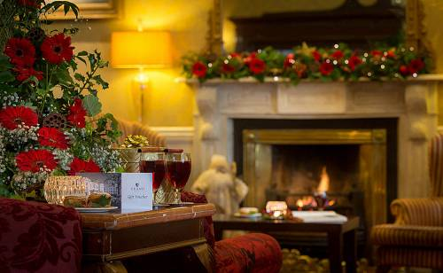 Christmas By the Fireside @ The Grand Hotel © David Cantwell Photography