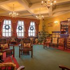 The Christmas Room @ Slieve Russell Hotel  - Seasonal Commercial Photography © David Cantwell Photography