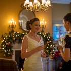Christmas Bride - Seasonal Commercial Photography © David Cantwell Photography