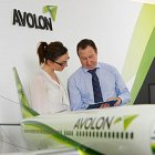 Avolon Man and Woman - Corporate Photographer © David Cantwell Photography