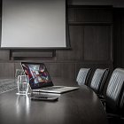 Boardroom Table and Laptop - Corporate Photographer  © David Cantwell Photography
