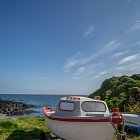 Boat By the Sea - Landscape Photography © David Cantwell Photography