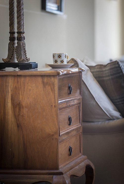 B&B Coffee in the Sitting Room - Interiors Photographer © David Cantwell Photography