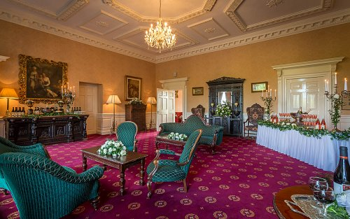 The Drawing Room @ Dundrum House Hotel © David Cantwell Photography