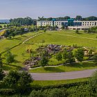 Fota Island Hotel Cork - Drone Photographer © David Cantwell Photography