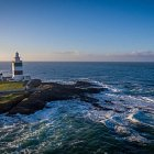Drone Photography @ Hook Head Lighthouse Wexford © David Cantwell Photography