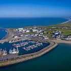Drone Photography Kilmore Quay Wexford © David Cantwell Photography