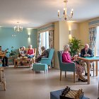 Residents in the Nursing Home Lounge © David Cantwell Photography