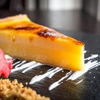 Lemon Cheese Cake Dessert - Food Photography © David Cantwell Photography