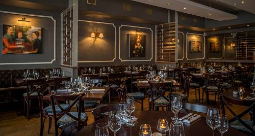 Fiorentina Restaurant © David Cantwell Photography