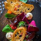 Beetroot Salad Appetizer - Food Photography © David Cantwell Photography