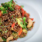 Quinoa Salad - Food Photography © David Cantwell Photography