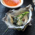 Oyster - Seafood Food Photography © David Cantwell Photography
