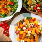 Selection of Salads - Food Photography © David Cantwell Photography