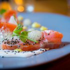 Smoked Salmon - Food Photography © David Cantwell Photography