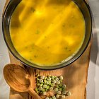Split Pea Soup - Food Photography © David Cantwell Photography