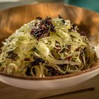 White and Red Cabbage Salad - Food Photography © David Cantwell Photography