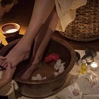 Voya Luxury Pedicure © David Cantwell Photography