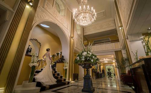 The Foyer @ The Imperial Hotel © David Cantwell Photography