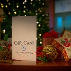 Hotel Christmas Gift Card  - Seasonal Commercial Photography © David Cantwell Photography