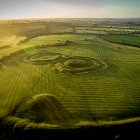Drone Photography @ The Hill of Tara Meath © David Cantwell Photography