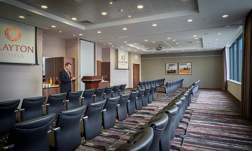 Theatre Meeting Room @ Clayton Silversprings Hotel Cork - Hotel Photographer © David Cantwell Photography