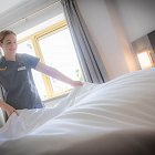 Housekeeping @ Maldron Hotel Wexford © David Cantwell Photography
