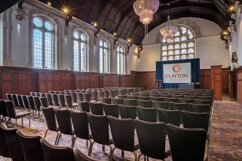 Theatre Conference in Thomas Prior Hall @ Clayton Hotel Ballsbridge - Hotels Photographer © David Cantwell Photography
