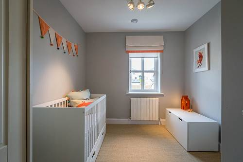 Residential Interiors Kids Bedroom - Interiors Photographer © David Cantwell Photography