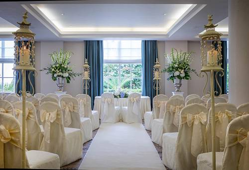 Civil Ceremony @ Portmarnock Hotel © David Cantwell Photography