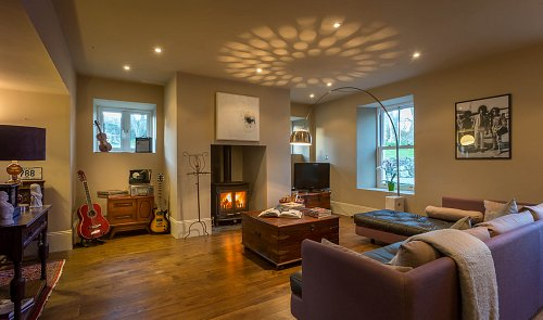 B&B Lounge - Interiors Photographer © David Cantwell Photography