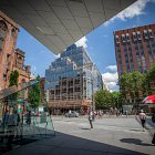 Manchester UK Cityscape for Dalata Brand - Landscape Photography © David Cantwell Photography